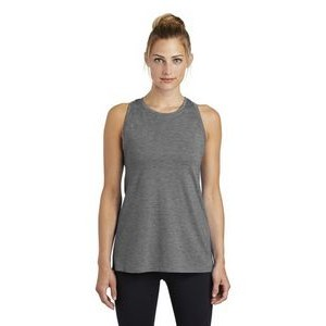 Ladies Sport-Tek® PosiCharge® Tri-Blend Wicking Tank