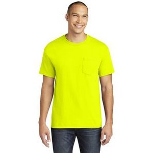 Gildan® Heavy Cotton™ 100% Cotton Pocket T-Shirt