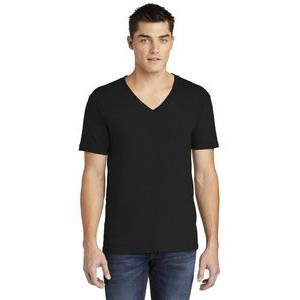 American Apparel® Fine Jersey V-Neck T-Shirt
