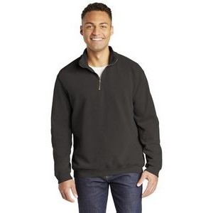 Comfort Colors® Ring Spun 1/4 Zip Sweatshirt