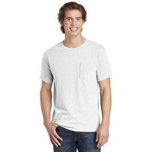 Comfort Colors® Heavyweight Ring Spun Pocket Tee Shirt