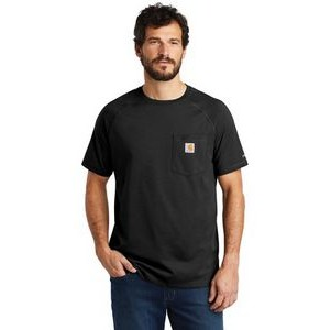 Carhartt Force® Cotton Delmont Short Sleeve T-Shirt