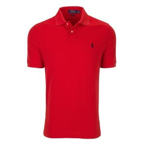 Ralph Lauren® Classic Fit Mesh Polo Shirt
