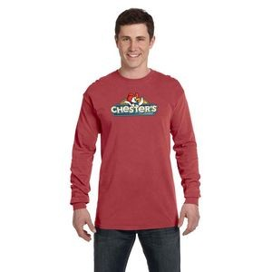 Comfort Colors Adult 6.1 Oz. Long-Sleeve T-Shirt